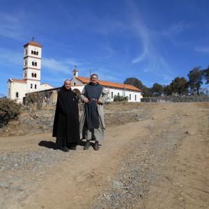 RP Dom Cyprien et Frère Antoine